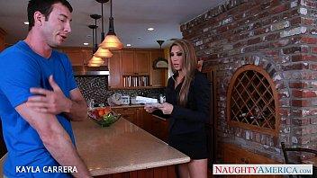 Chesty Kayla Carrera gets pussy fucked porno izle