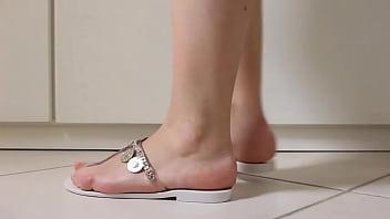 Lindos pés de raterinhas