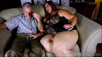 Fat woman fucking with big tits - Super sexy big beautiful woman enjoys a hard fucking