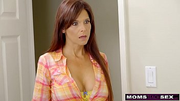 MomsTeachSex - Slutty MILF Makes StepSon Cum Inside! S8:E10
