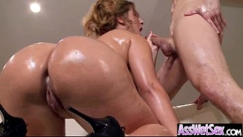 (klara gold) Nasty Girl With Big Butt Get Analy Nailed video-14