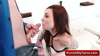 Submissive - Cum is Thicker Than Water with Chloe Carter tube video-02