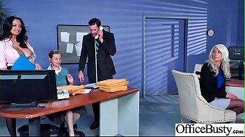 Intercorse Sex Tape With Big Tits Slut Office Girl (Ava Addams & Riley Jenner) mov-06