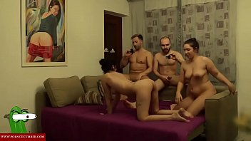 The girls want to fuck them and they tend a plot with hidden camera IV 095