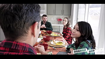 Depressed teen poems Two hot teen daughters jasmine grey and naomi blue decide to swap fuck each others depressed dads during thanksgiving dinner
