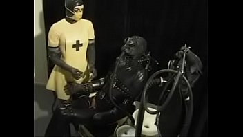 Rubber bondage u tube Demask fetish sex