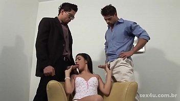 Christine yvon suck - Para quem gosta de ninfeta. rafaela christine fodendo com dois atores deuses do pornô nacional