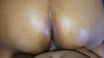 Black n fat milf - My step mom snuck in my room to fuck