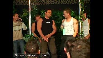 Gay dance orgy Straight teen wanking gay porn movietures after some dancing and a