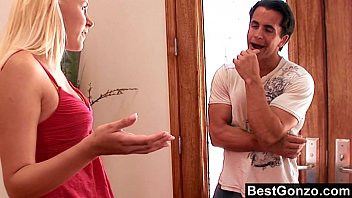 Shit piss fuck Slutty stepsister gets what she wants