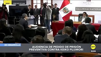 Fiscal Peruano José Domingo Perez le mete una violada a los abogados fujimoristas