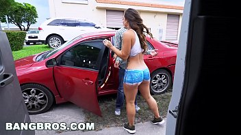 Sexy babes online Bangbros - big booty latina kelsi monroes reverse bang bus part 3