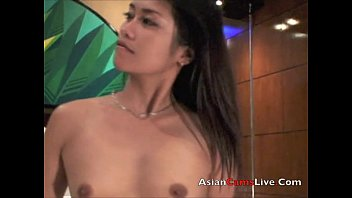 FilipinaCamsLive.Com sex chat girl in hotel masterbates Asian pussy