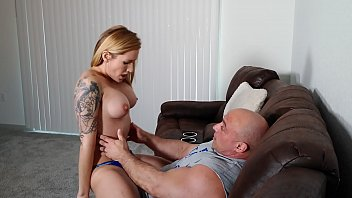 Reagan Lush Grinds On My Cock