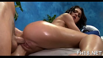 Oily sex - Watch this sexy and slutty 18 yea rold