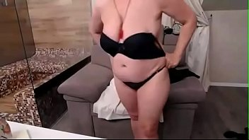 Busty granny being naughty - FREE REGISTER www.camgirlx.tk