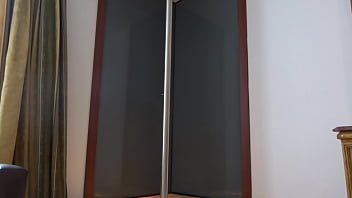 Foxxxymx motel cdmx bailando tubo pole dance crossdresser tv