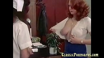 Doctor fucks her patient Horny doctor fucks her patient and her nurse