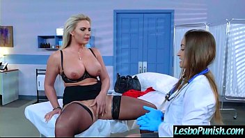 Lez Teen Girl (dani&phoenix) Get Toy Punish By Mean Lesbo movie-14 preview image