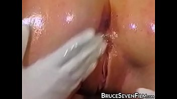 Dyke rough fucking her friend in the ass with strapon