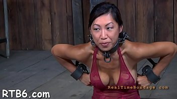 Cute lass waits for lusty castigation