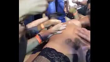 Tetona de expo sexo