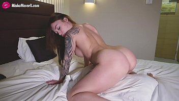 Misha Maver Huge Tits Fuck Pillow Big Booty porno izle