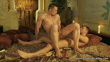 Gay erotic painting Exotic and sensual sexual techniques from exotic india