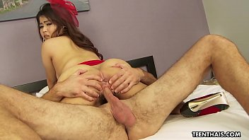 Thai fuck doll, Meena fucks a rich tourist just for fun
