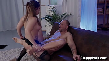 Sexual positions women on top Kiara strong rides on nacho vidals big dick
