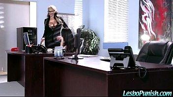 Hot Girl Get Sex Punishment From Mean Lesbian (abella&phoenix) clip-03