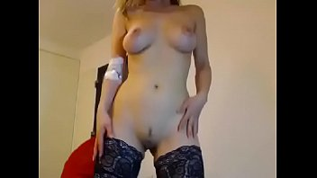 Girl in stockings on webcam see more at Bettercamgirls.com