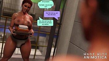 SquarePeg 3D New Prison Bitch 2