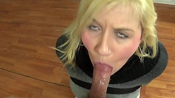 Femsub tgp Girl bound up and sucks cock bdsm