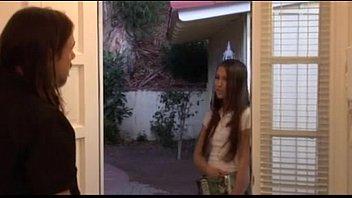Barely legal voyeur pictures - Door to door sales girl barely legal must see