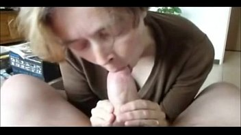 Grandmother blowjobs