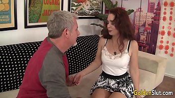 Grandma Sable Renae fucked with fat cock