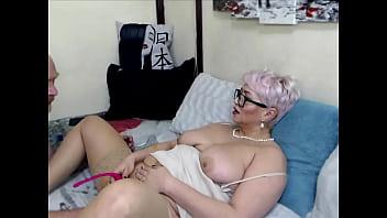 Horny mature bitch AimeeParadise: orgasm compilation...