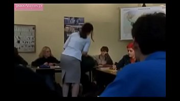 Fucking movie student teacher Modest mature teacher fucks with student-boy - sex scene from movie