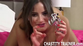 You can beg but I will never unlock your chastity device
