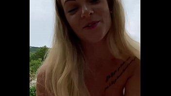 Hot French Girl Tiffany Leiddi big boobs POV sextape - MySexMobile