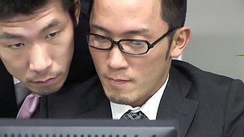Salarymen gay video Japanese salarymen