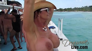 Deauxma on Catamaran pornhub video