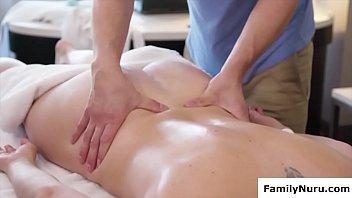 Milf massage doggy style fucking thumbnail