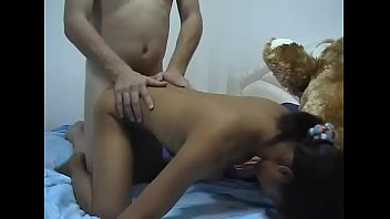 Asian princess collection - Good doggy fuck with creampie by thaiprincess