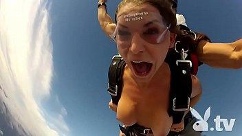 [1280x720] 會員獨家跳傘運動BADASS, Members Exclusive Skydiving  Txxx.com