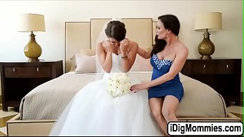 Evelin having a threesome before wedding