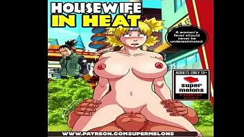 Housewife with Temari