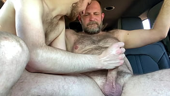 Hiking and Car Sex with Furry Otter