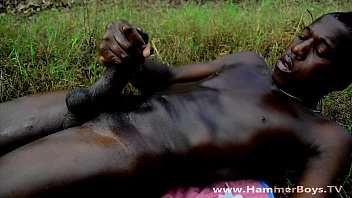 Tv boys gay - Abu black - monster dick from hammerboys tv